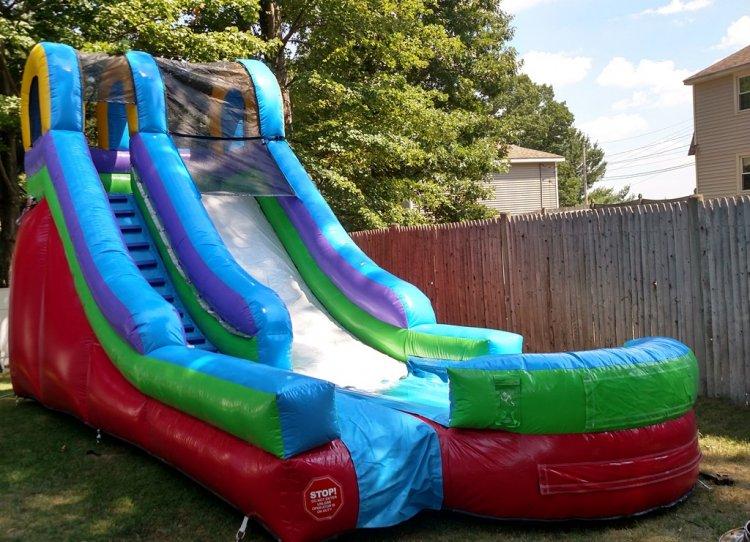 15 Foot Water Slide