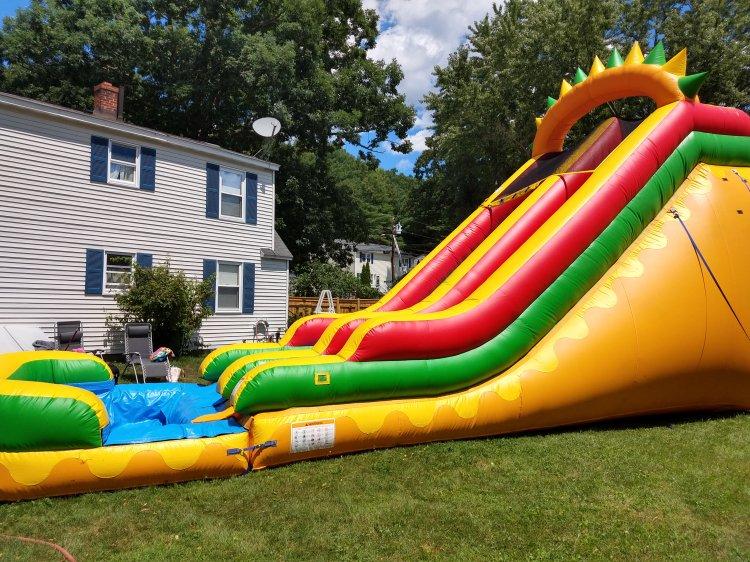 18 foot Water Slide
