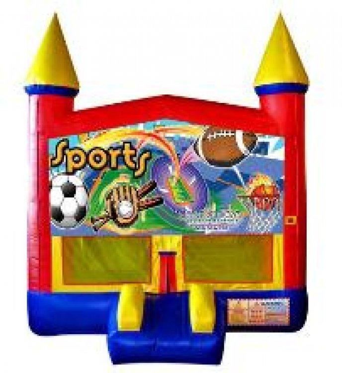 Sports theme Standard Modular w/Hoop