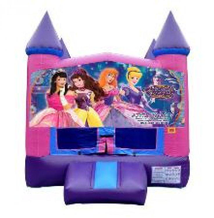 Princess Theme Purple Modular w/hoop